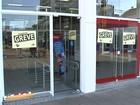 Greve dos bancários afeta o comércio em Itapetininga