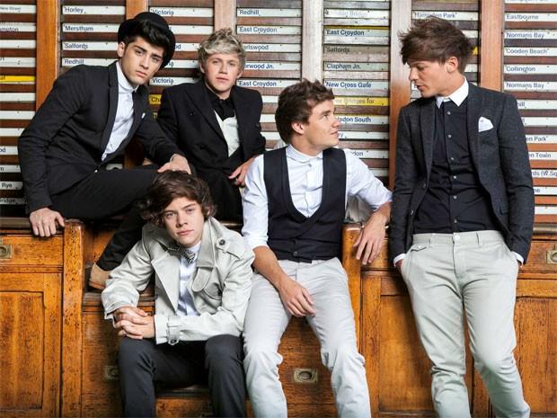One Direction (Foto: Divulgação)