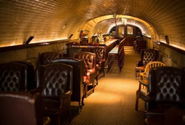 The Tunnel Bar (Foto: Divulgação)