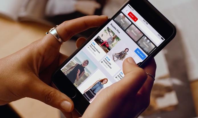 Rede social decidiu entrar para o e-commerce e vender pins online (Divulgação/ Pinterest)