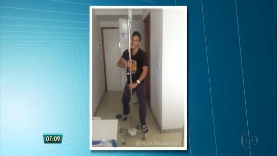 À espera de um transplante de medula, adolescente de PE faz vídeos para manter o bom humor