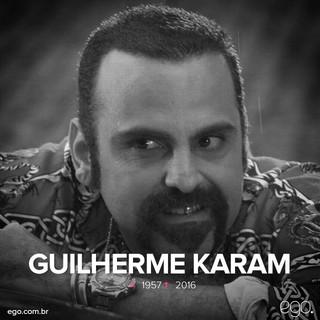 Gulherme Karam (Foto: Gianne Carvalho/ TV Globo)