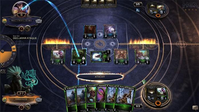 Jogo de cartas gratuito Hex: Shards of Fate chega ao Brasil (Foto: Divulgação)