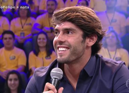 Kaká revela, no 'Dança dos Famosos', que não descarta encerrar a carreira no São Paulo