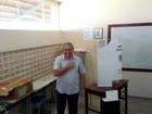 Candidatos à Prefeitura de Santarém votam pela manhã neste domingo