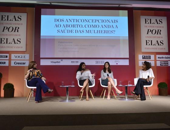 Evento Elas por Elas (Foto: Fabio Cordeiro)