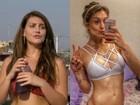 Aimée Madureira se diz pronta para voltar a atuar após fazer dieta rigorosa