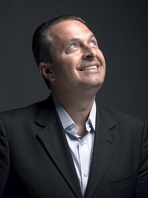 """ASPIRAÇÃO Eduardo Campos. """"Há um grande desejo da população de melhorar a qualidade de vida"""" (Foto: NaLata)"""