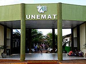 Unemat campus (Foto: Divulgação / Unemat)