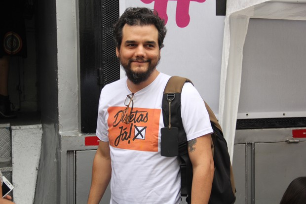 Wagner Moura (Foto: Wallace Barbosa/AgNews)