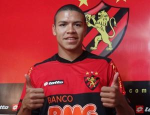 Marquinhos - Sport (Foto: Lula Moraes/GloboEsporte.com)