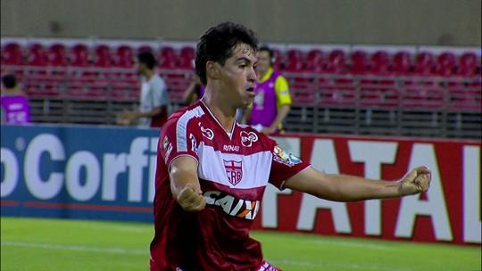 Dos sete gols do Galo na Série B, quatro tiveram assistência de Marcos Martins