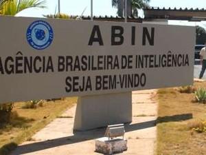 Sede da Abin, em Brasília (Foto: José Cruz/ Abr)