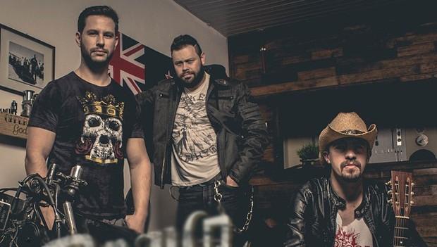Banda curitibana Braveheart lança álbum no Teatro Paiol, em Curitiba (Foto: Divulgação)