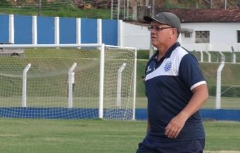 Ronaldo Bagé é confirmado como técnico do Baraúnas para o returno