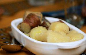 Cozido de batata-doce