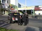 Polícia procura criminosos que invadiram agência bancária em Araxá