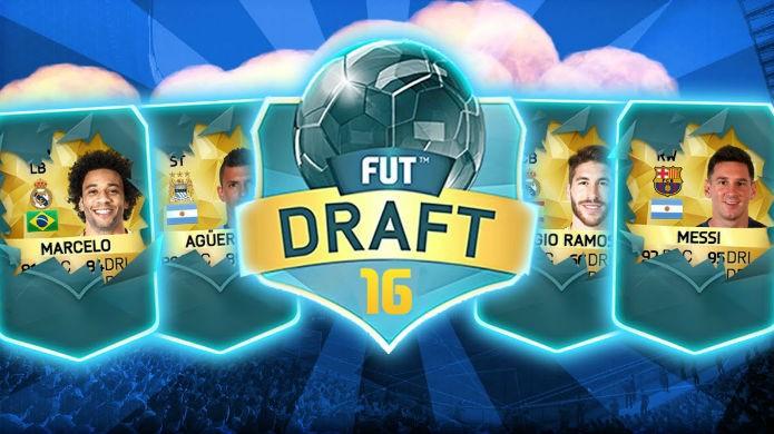 FIFA 16 Draft: Escale os craques na posição certa (Foto: Divulgação/EA Sports)