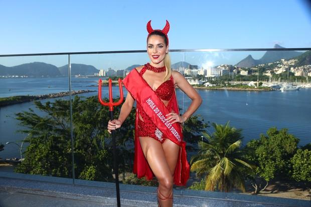 Monique Alfradique (Foto: Raphael Mesquita/Brazil News)