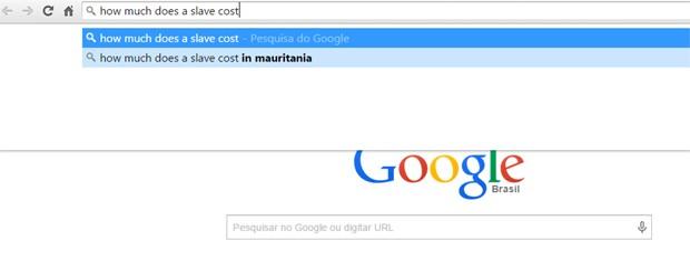Pesquisa mostra que as pessoas ainda perguntam por escravos na Mauritânia, onde a escravidão foi abolida em 1981 (Foto: Divulgação Fixr.com)