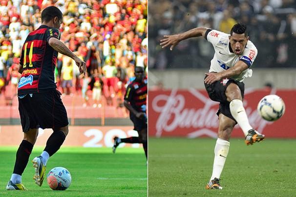 Em partida exibida apenas para São Paulo, o Sport do Recife enfrenta o Corinthians, na Ilha do Retiro (Foto: Divulgação)