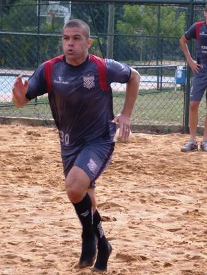 Umberto zagueiro Paulista Jundiaí (Foto: Divulgação / Paulista FC)