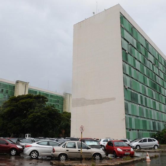 Prédio do Ministério do Planejamento (Foto: Monique Renne/CB/D.A Press)