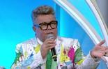 Fausto abre o concurso 'Sambistas do Amanhã', com passistas mirins