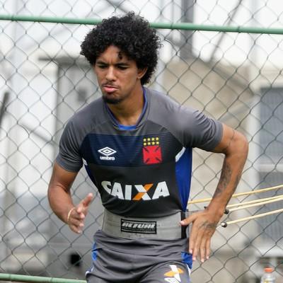 Douglas, Vasco (Foto: Paulo Fernandes/Vasco)