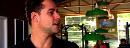 Thiago Pereira fala sobre decisão de parar de nadar
