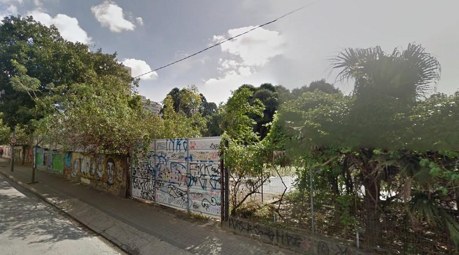 parque augusta (Foto: Google Street View)