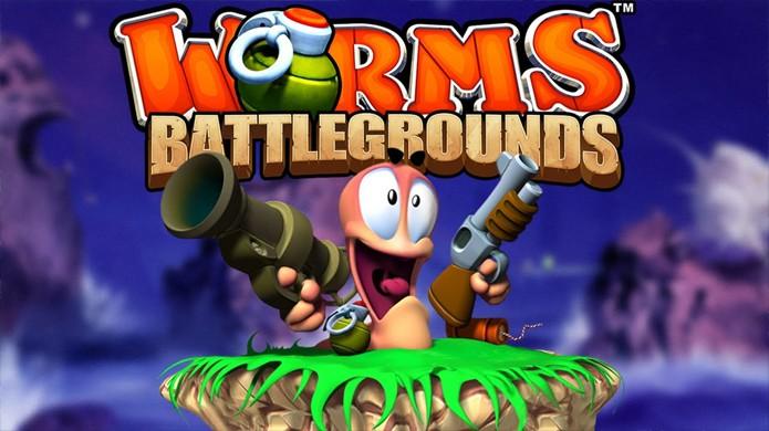 Worms Battlegrounds será o jogo gratuito do Xbox One em dezembro (Foto: YouTube)