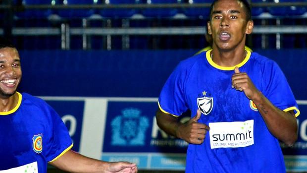 Madureira futebol de 7 (Foto: Davi Pereira/Jornal F7)