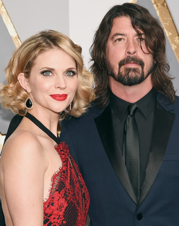 Oscar 2016 - Dave Grohl (Foto: Getty Images)