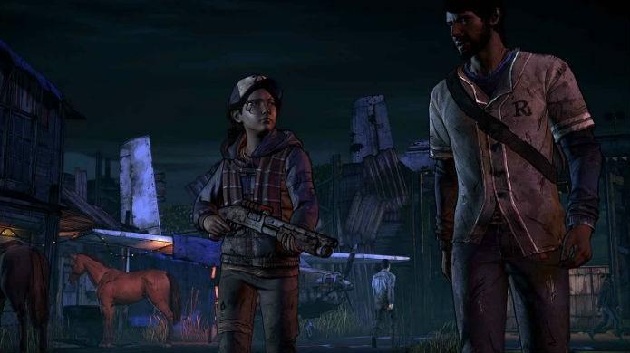 The Walking Dead A New Frontier: terceira tempora começa com episódio duplo (Foto: Divulgação/Telltale)
