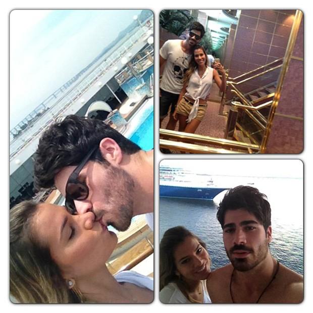 Adriana e Rodrigão (Foto: Instagram / Reprodução)