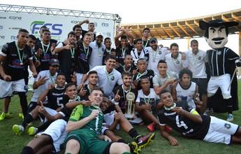 Nos pênaltis, Rio Branco vence o Real e é campeão do Capixabão Sub-20
