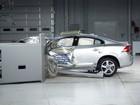 Órgão dos EUA reprova modelos de luxo em crash test inédito