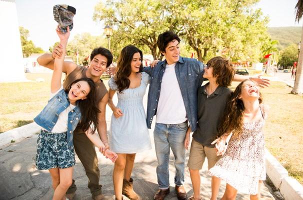 Em Família (Foto: frame)