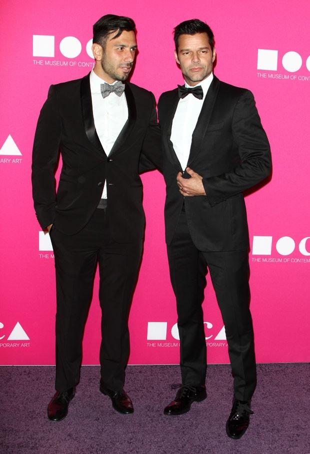 Jwan e Ricky (Foto: The Grosby Group)