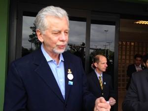 Prefeito José Fortunati destacou inclusão de Porto Alegre em decreto de situação de emergência (Foto: Hygino Vasconcellos/G1)