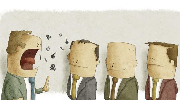 6 frases que chefes ruins adoram dizer