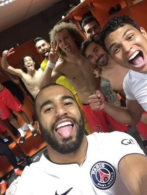 Lucas PSG (Foto: Divulgação)