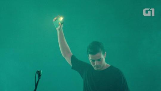 Martin Garrix coroa sucesso do palco eletrônico no Lollapalooza