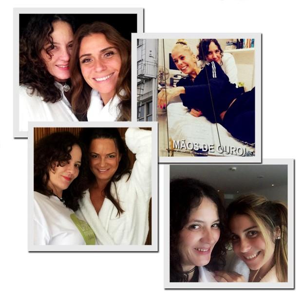 Lipomodelagem orgânica: a técnica de Eli conta com fãs como Giovanna Antonelli,  (Foto: Reprodução/ Instagram)