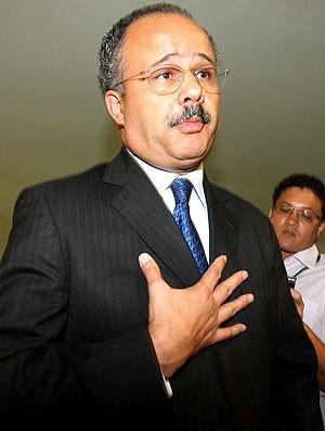Vicente Cândido relator da Lei Geral da Copa (Foto: Ag. Estado)