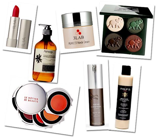 Os produtos famosos de cada uma das marcas que em breve vão ser vendidas no e-commerce (Foto: Reprodução)
