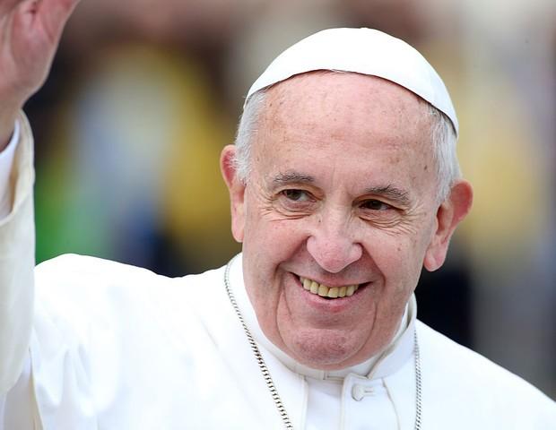 Papa Francisco mandou um recado às mães neste domingo (Foto: GettyImages)