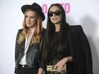 Filha de Demi Moore admite que tinha 'queda' por Ashton Kutcher