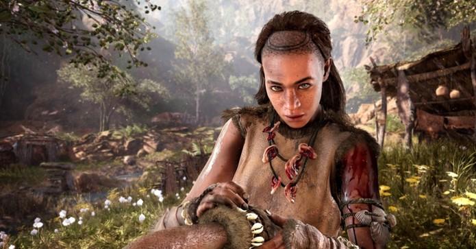 Fary Cry Primal mostra novo cenário da série (Foto: Divulgação/Ubisoft)